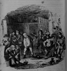 Hablot_Knight_Browne_-_The_Pickwick_Papers,_Mr._Pickwick_in_debtor's_prison