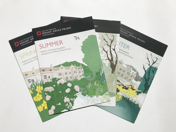 Mount_Grace_Priory_English_Heritage_Four_seasons_illustrated_Nick_Ellwood