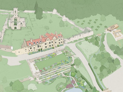 Mount_grace_priory_illustrated_map_English_Heritage_illustrated_by_Nick_Ellwood_f2