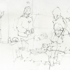 Syrians_cooking_Calais_Journeys_Drawn_House_of_Illustration_Nick_Ellwood