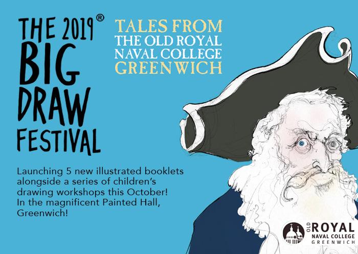 Nick_Ellwood_The_Big_Draw_2019_Greenwich_Old_Royal_Naval_College_bNavy