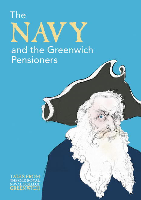 Old_John_Worley_Pensioner_Greenwich_Navy_Nick_Ellwood_cover